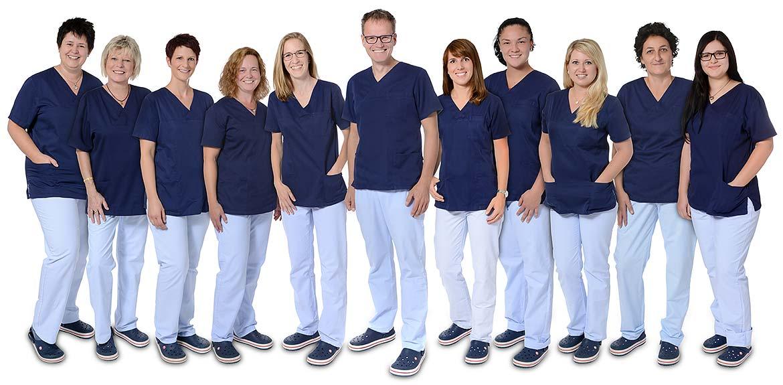 Team Zahnarztpraxis Michael Paare